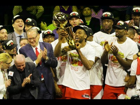 Raptors close out what was a wild NBA Finals