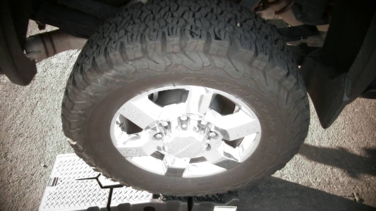 Bf Goodrich Com >> BFGoodrich T/A KO2 285/65R18 Review Part 2 - YouTube