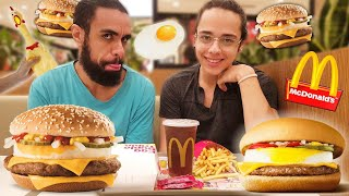 Baixar Experimentando: Novo Egg Quarterão #McDonalds   Colornicornio
