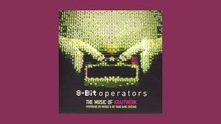 Gambar cover Various -  8-Bit Operators: A Tribute to the Music of Kraftwerk (CHIPTUNE)