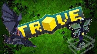 Trove - Gameplay - Showcase - Moonwing Fledgling Dragon