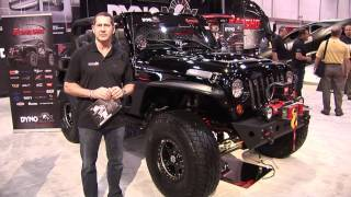 Rancho Suspension new products for the Jeep TJ & LJ
