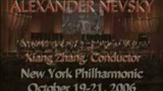 A Symphonic Night at the Movies: Alexander Nevsky