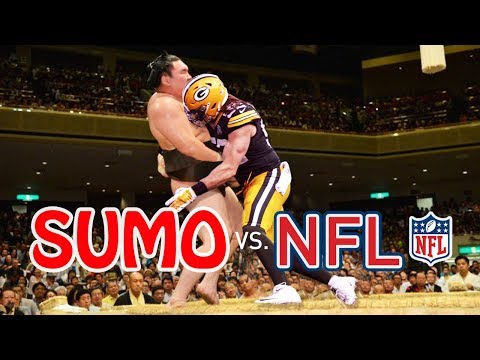 Could a Sumo Wrestler be an NFL Lineman?