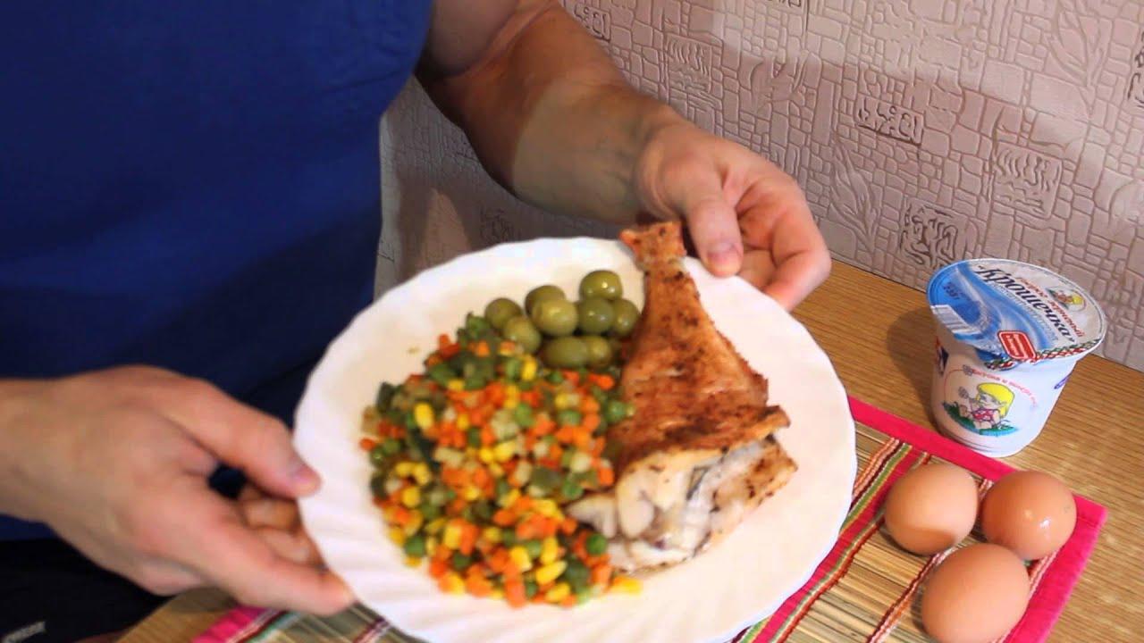 питание при занятии йогой для похудения