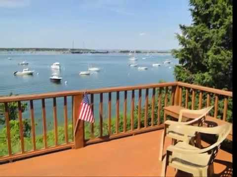 4 Bedroom Oak Bluffs Vacation Rental with Private Beach, Private Dock