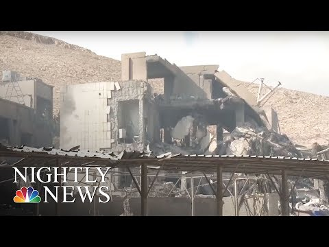 U.S. Plans New Sanctions On Russia After Syria Strike | NBC Nightly News