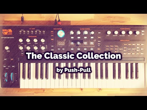 32 Classic Patches for ASM Hydrasynth