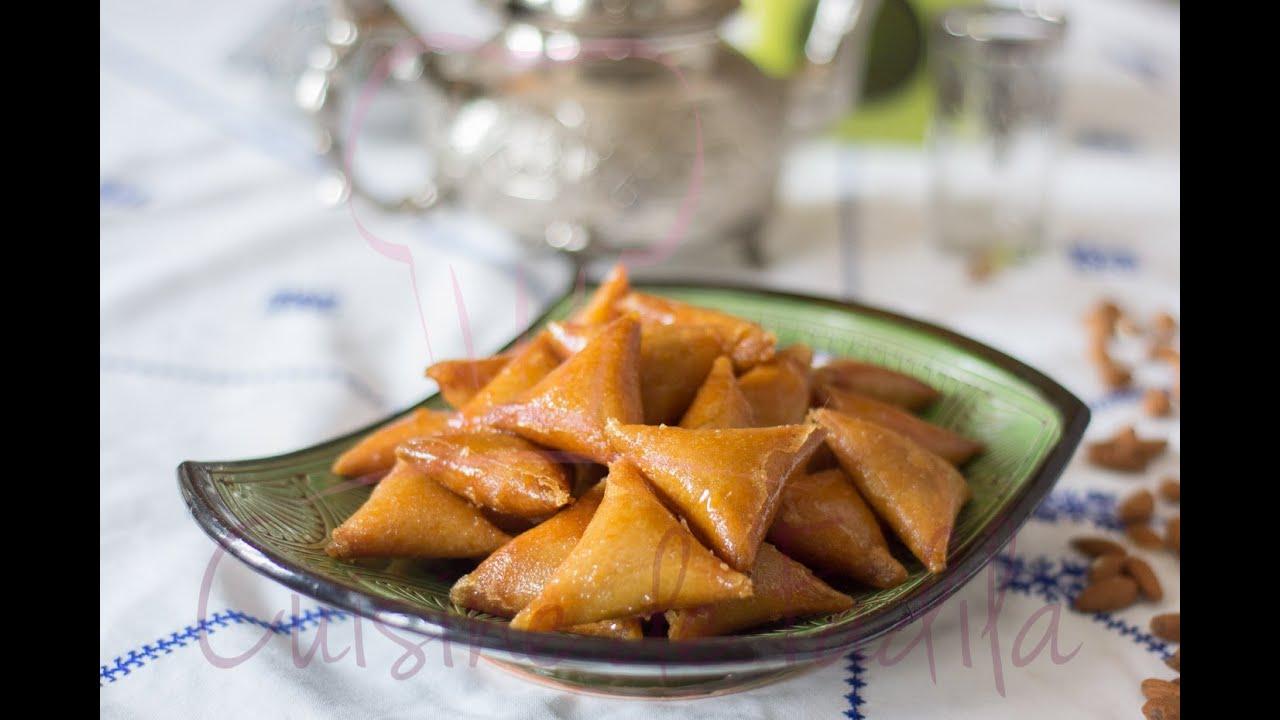 Briouate aux amandes almond briouate for Aux beaux rivages la cuisine