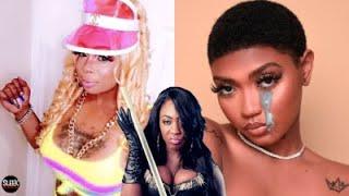 Jada Kingdom Want CUM Facial | Lisa Hype Apologize