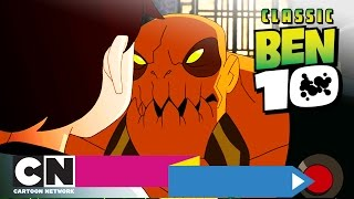 Classic Ben 10 | Campionul din ring (episod complet) | Cartoon Network