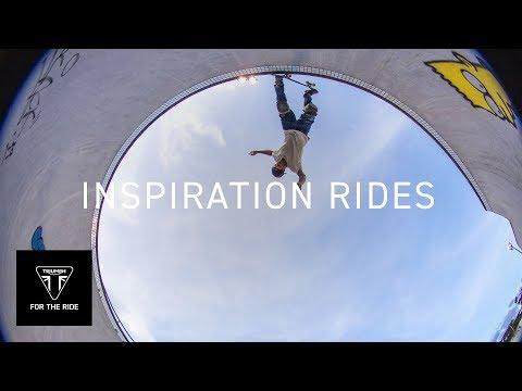 INSPIRATION RIDES   Bob Burnquist