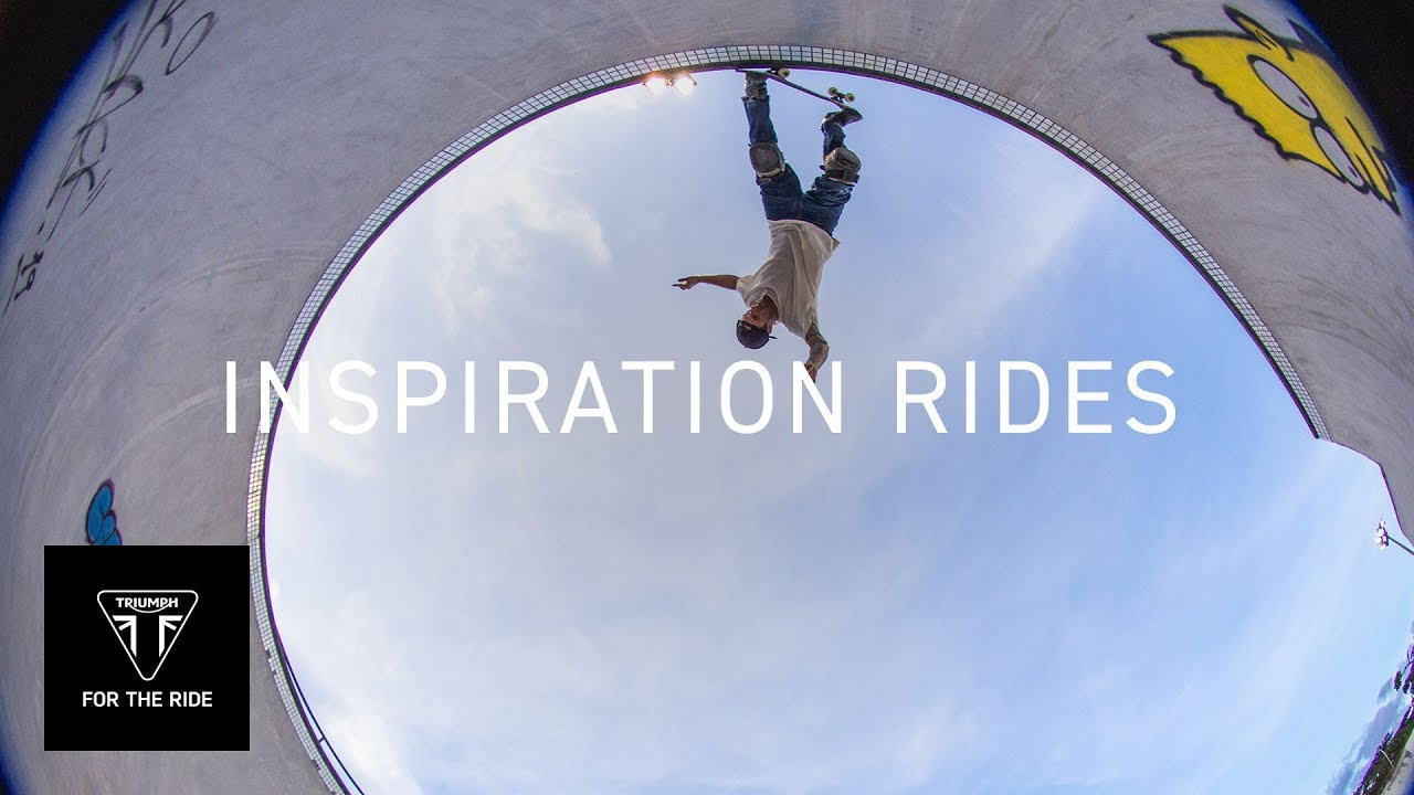 INSPIRATION RIDES | Bob Burnquist
