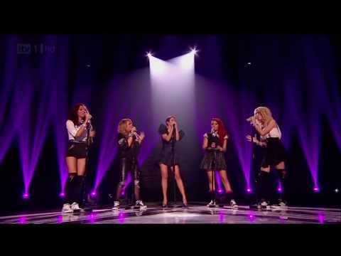 Little Mix all performance in The X Factor 2011