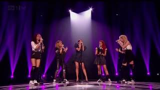 Little Mix - all performances in The X Factor 2011
