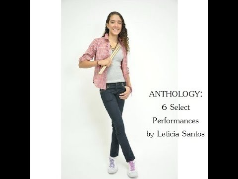 ANTHOLOGY: 6 Select Performances by Letícia Santos