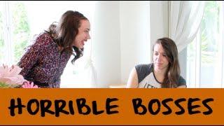 Horrible Bosses (With Miranda Sings)