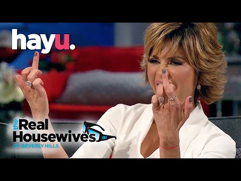 Lisa Rinna Defends Her Hair | The Real Housewives of Beverly Hills | Season 5