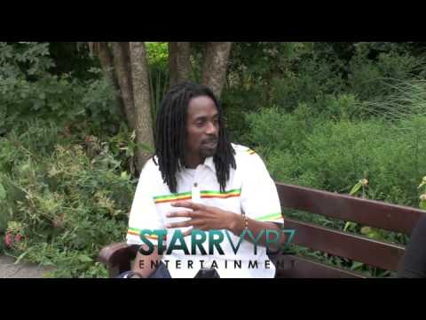 General Levy Interview with www.starrvybzent.com (Aug 2013)