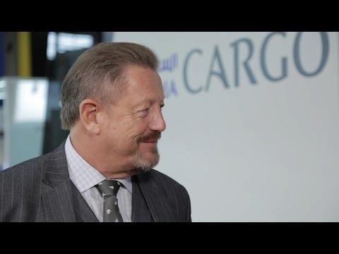 Success In Worldwide Cargo   Saudia Cargo   Air Cargo Forum Paris 2016