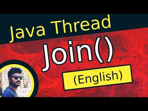 Java Thread Join Method | Java Multithreading (Java Tutorial)