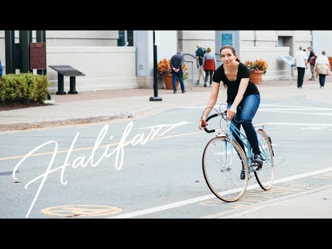 Exploring Halifax's Cycling Infrastructure | Commute by Bike | Cycling in Canada