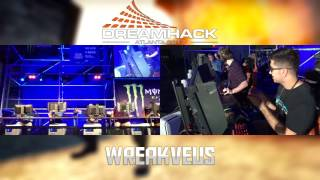 Wreakveus 1v3 Game Winning Reaction @ DH ATL