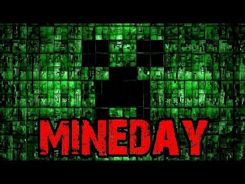 Custom Zombies - Mineday | A Cool Minecraft-Themed Box Map!