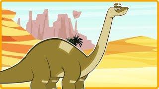 I'm A Dinosaur - Cetiosaurus