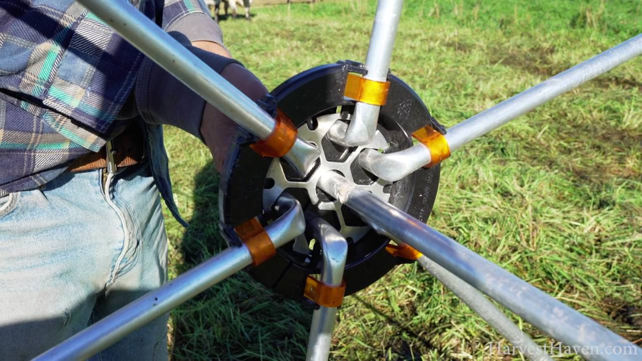 Rotational Grazing Using Gallagher Tumblewheels Youtube Electric Fencing Fence Information