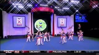 Team Chinese Taipei (Taiwan) Code Premier - 2013 ICU Cheerleading Championship - ESPN