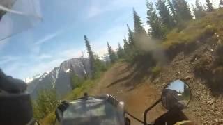 lavina ridge riding july 1st 2014.avi