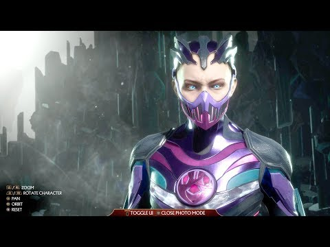 Frost All Customization Mortal Kombat 11