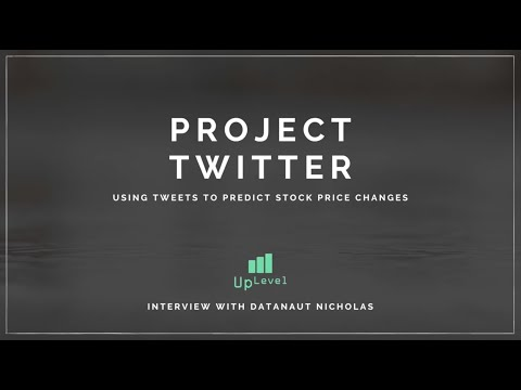 Project Twitter Interview