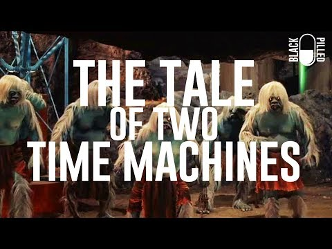 The Tale of Two Time Machines