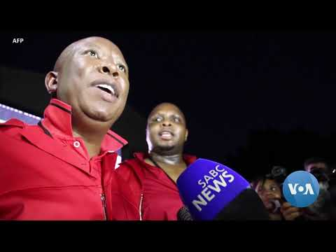 South Africa's Third Party Could Challenge Political Establishment