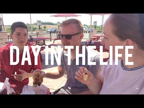 DAY IN THE LIFE VLOG |Anne Miles