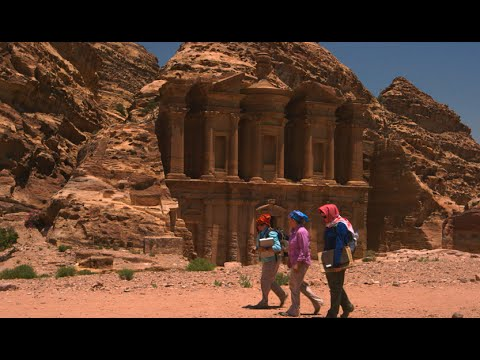 Journey to Petra: Preserving the Ad-Deir Monument