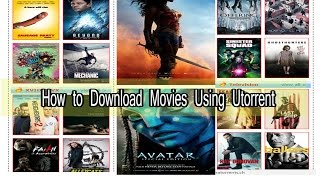 How to Download Movies Using Utorrent  Bangla Tutorial