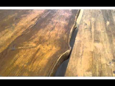 Come costruire un tavolo rustico di legno per la cucina ...
