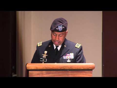 Retired 1st Lt. Phillip B. Fikes Receives Silver Star - Full Ceremony