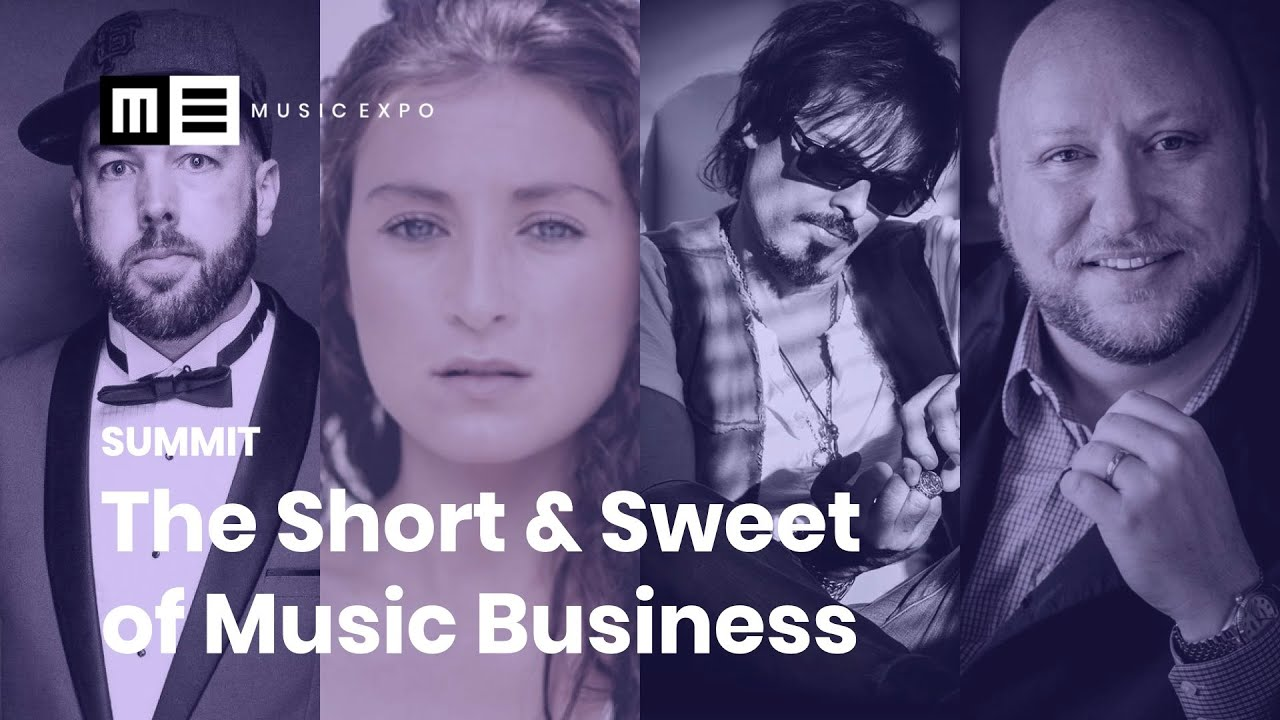 The Short & Sweet of Music Business