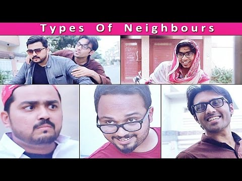 the idiots funny videos I Types of Pakistani Neighbors  I The Idiotz