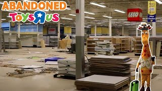 Abandoned Toys R Us - One Year After Closing Forever   We Got Inside