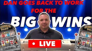 🔴LIVE Dan works HARD for the money during this live stream!  Check it out!