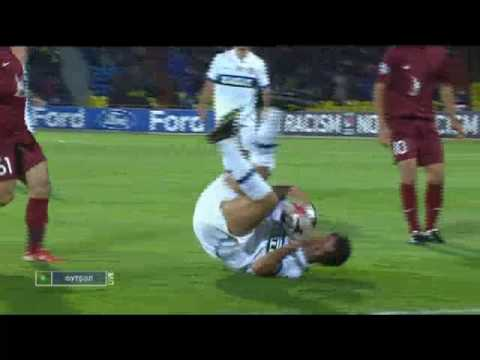 Rubin Kazan - Internacionale Milan 1-1