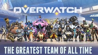 Overwatch: The Greatest Team of All Time - featuring Emma Blackery, Mattophobia & Traeonia