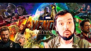 Mi opinión de Infinity War (Spoilers Inside)