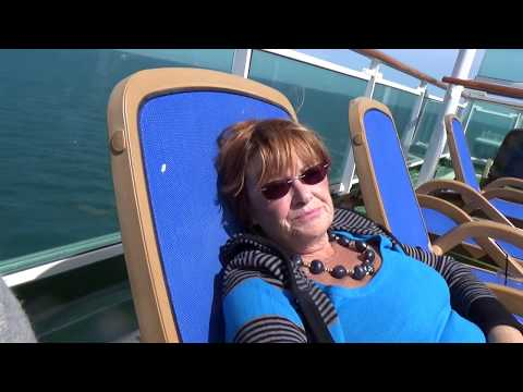 P&O AZURA Cruise Ship Norway Norwegian Fjords April May 2016