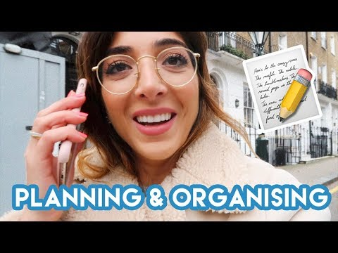 Planning My Year & Organising My Flat! | Amelia Liana